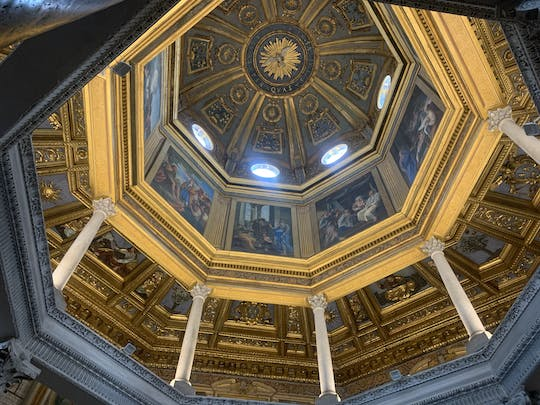 Lateran complex and Holy Stairs small-group tour