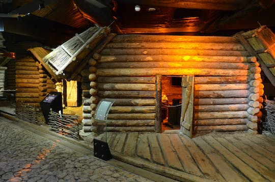 4-hour Underground Museum and Old Town private tour in Krakow