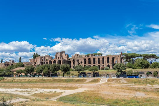 E-bike tour with Circus Maximus virtual reality