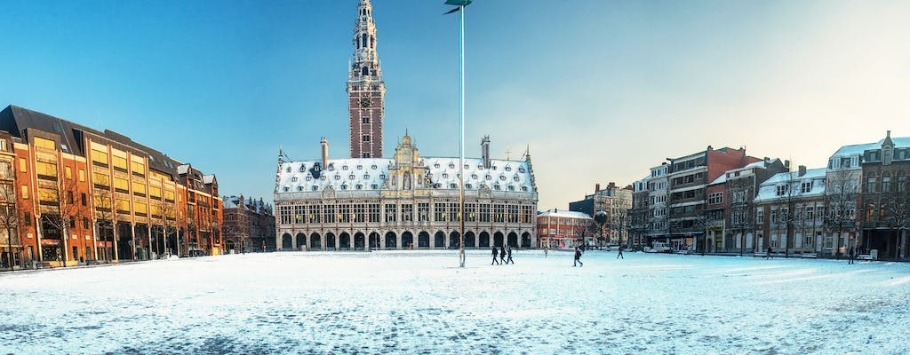 Leuven day tour from Brussels
