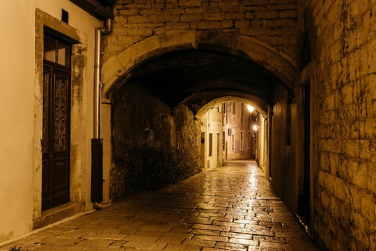 Mysterious Sibenik night walking tour