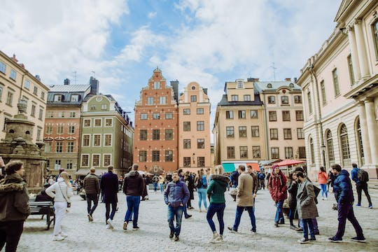 Enjoy a personalized half-day tour in Stockholm with a local