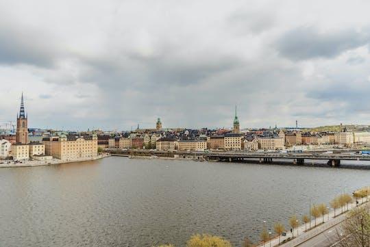 Начните свою поездку в Стокгольм с местного частного и персонализированного тура