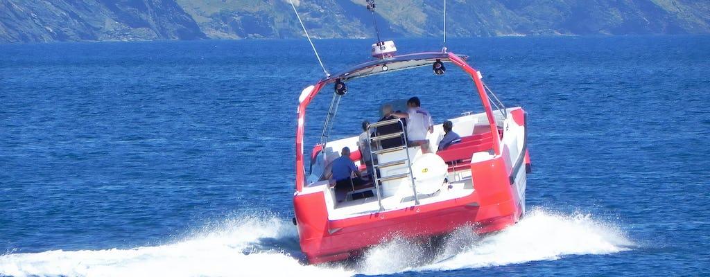 Speedbootervaring in Salou