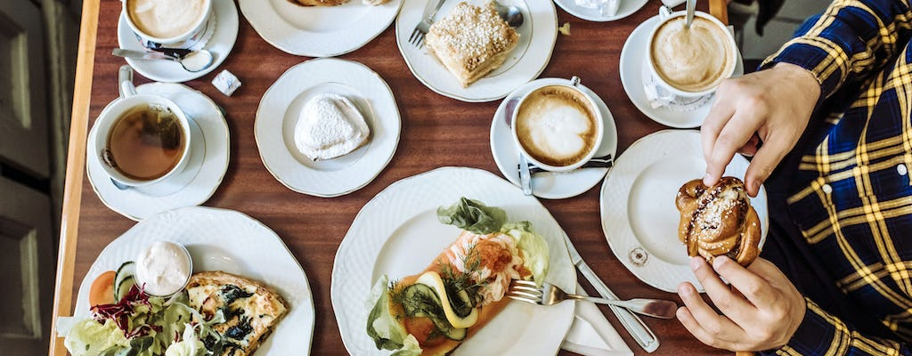 Private and personalized Stockholm food tour with a local guide