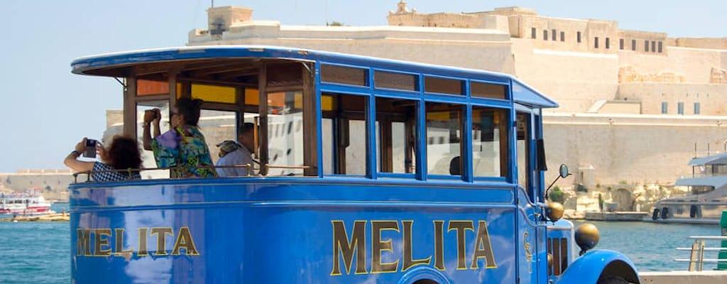 Malta's Scenic Tour