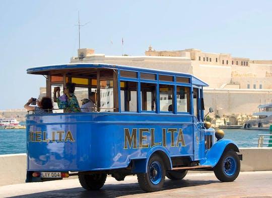 Wycieczka krajobrazowa po Malcie