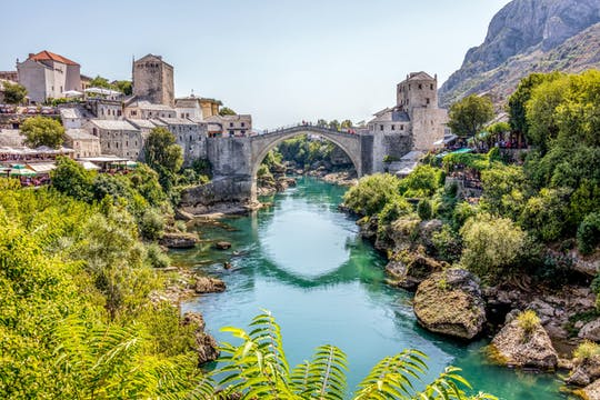 Mostar City Tour with Ottoman Home