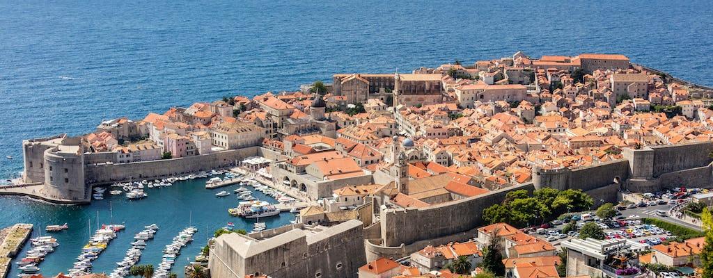 Visite à pied de la vieille ville de Dubrovnik