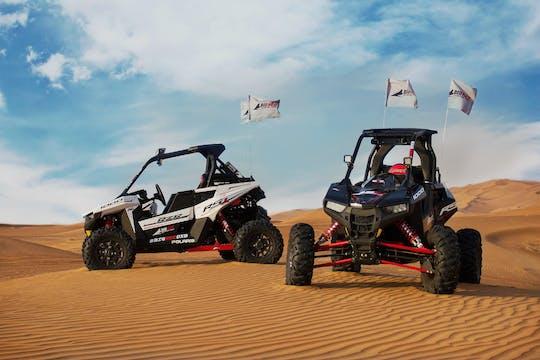 Esperienza di mezza giornata in dune buggy a Dubai