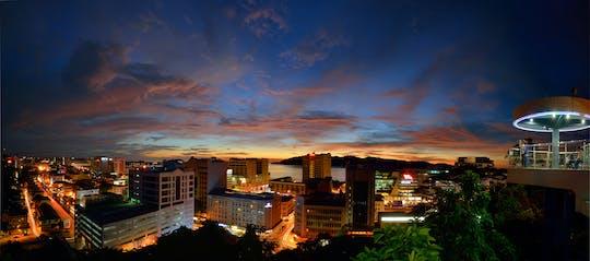 Tour privado pela cidade de Kota Kinabalu