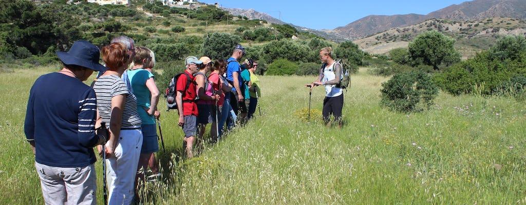 Talwanderung in Karpathos