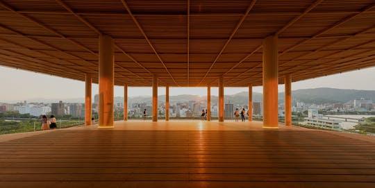 Kaartjes voor de Hiroshima Orizuru-toren