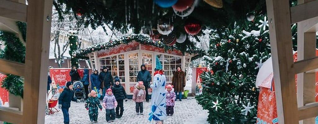 Visite de Noël magique privée à travers Chisinau