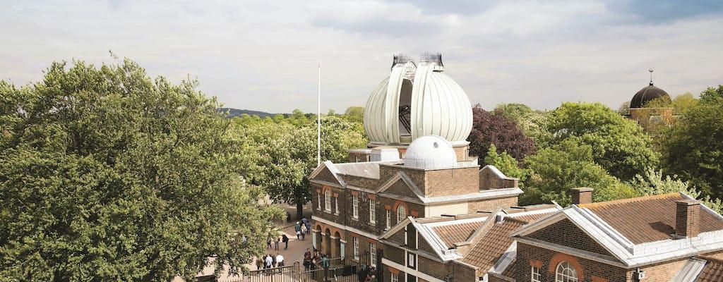 Royal Museums Greenwich-Tagesticket für Entdecker
