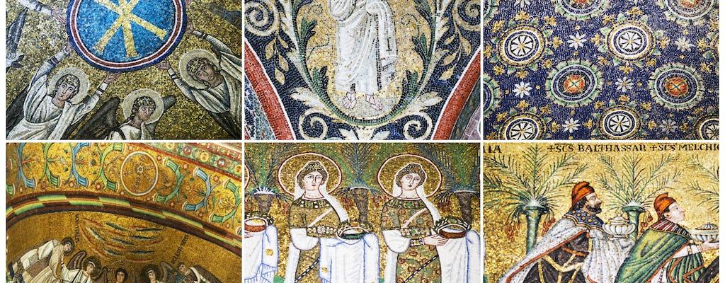 Private tour of Ravenna's mosaic masterpieces