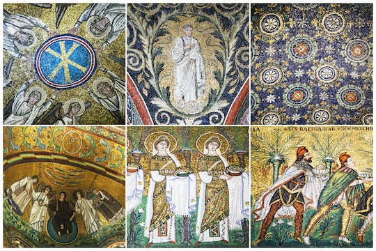 Private tour of Ravenna's mosaic masterpieces