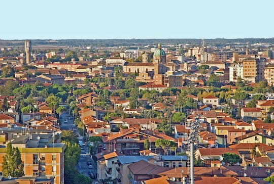 Small-group tour of the historic center of Ravenna