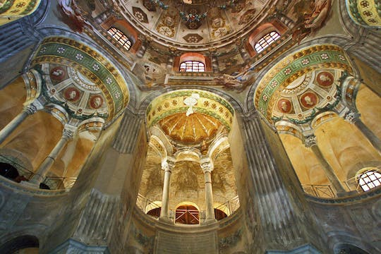 Small-group tour of three UNESCO sites in Ravenna