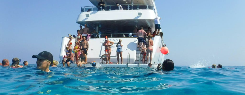 Ocean Blue Bootsfahrt ab Latchi