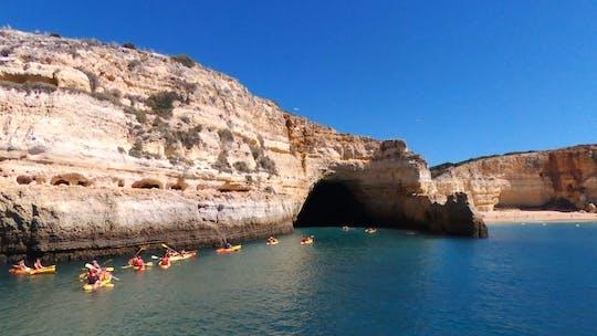 Tour en kayak por Benagil desde Portimão