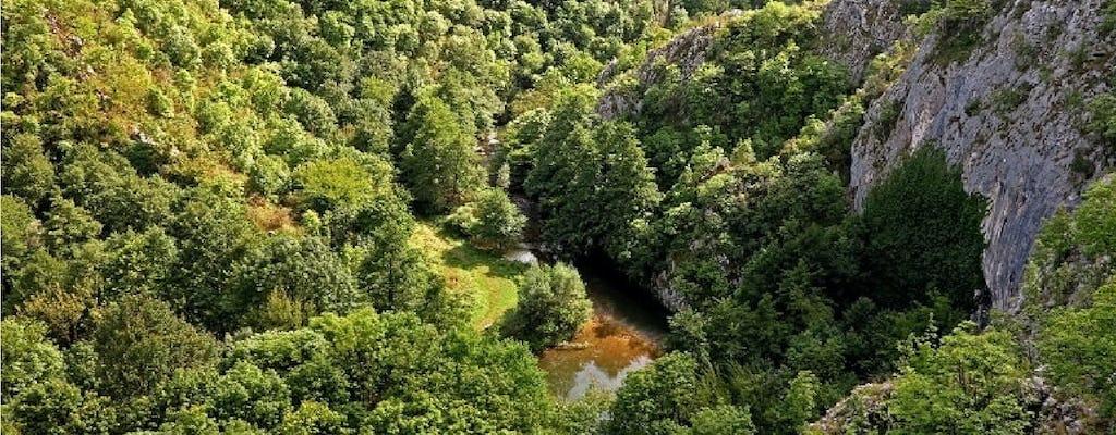 Пеший туризм в горах Банат