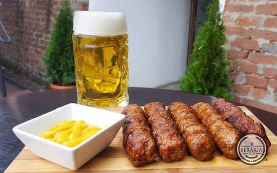 Visite gastronomique à Timisoara