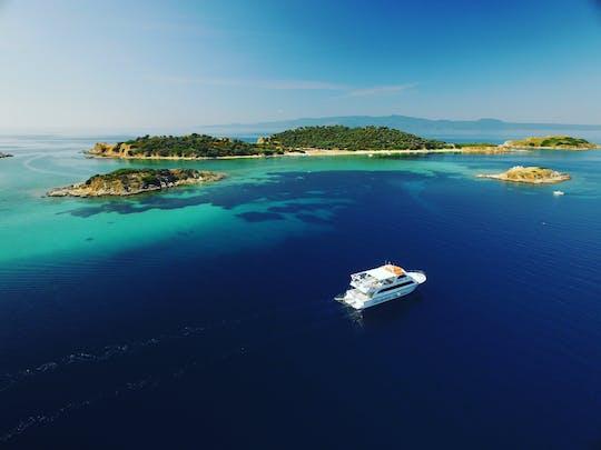 Святая Гора Афон и остров Амульяни остров сочетании круиз