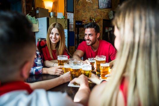 Begeleide eet- en drinktour door Thessaloniki bij nacht