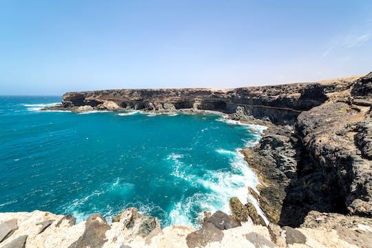 Fuerteventura Grotten & Boerderij Kleine Groepstocht