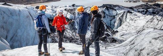 Tour alla scoperta del ghiacciaio Sólheimajökull