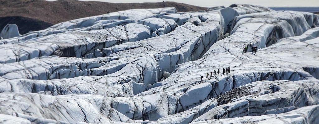 Esperienza di ghiaccio blu