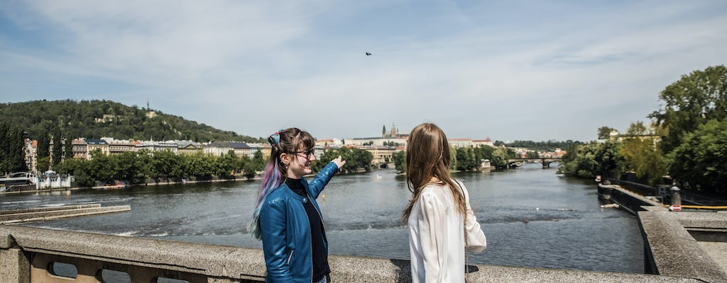 Kickstart your trip to Prague with a local - private and personalized tour