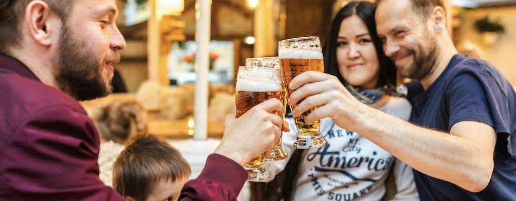 Tour gastronómico privado y personalizado por Praga con un guía local.