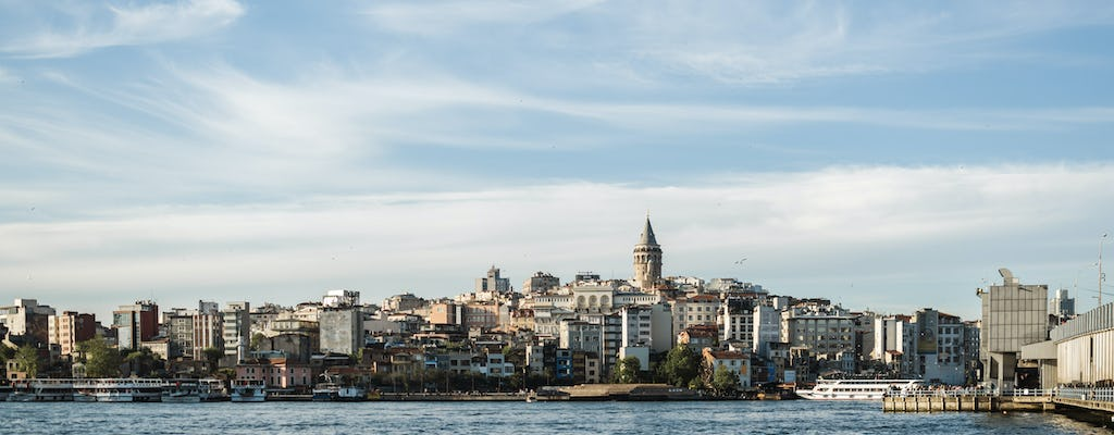 Kickstart your trip to Istanbul with a local - private and personalized tour