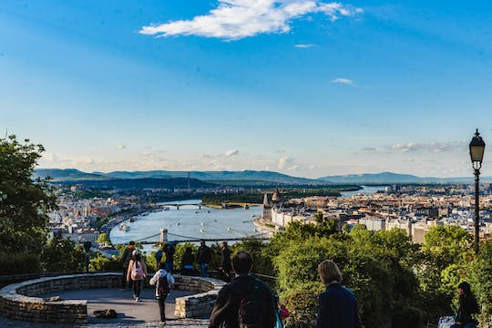 Enjoy a personalized half-day tour in Budapest with a local