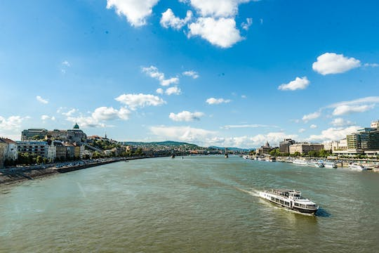 Kickstart your trip to Budapest with a local - private and personalized tour