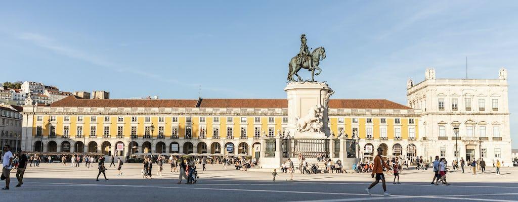 Rozpocznij swoją podróż do Lizbony lokalną - prywatną i spersonalizowaną wycieczką