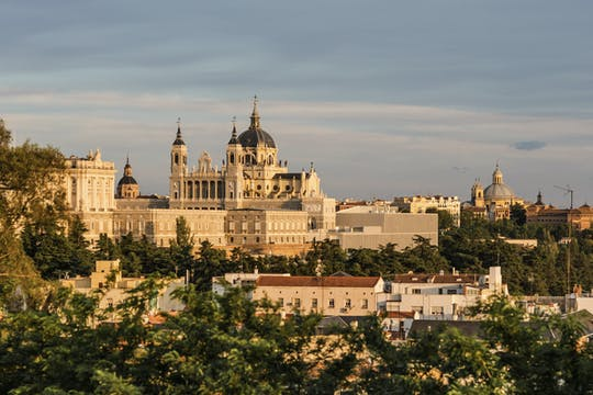 Kickstart your trip to Madrid with a local - private and personalized tour