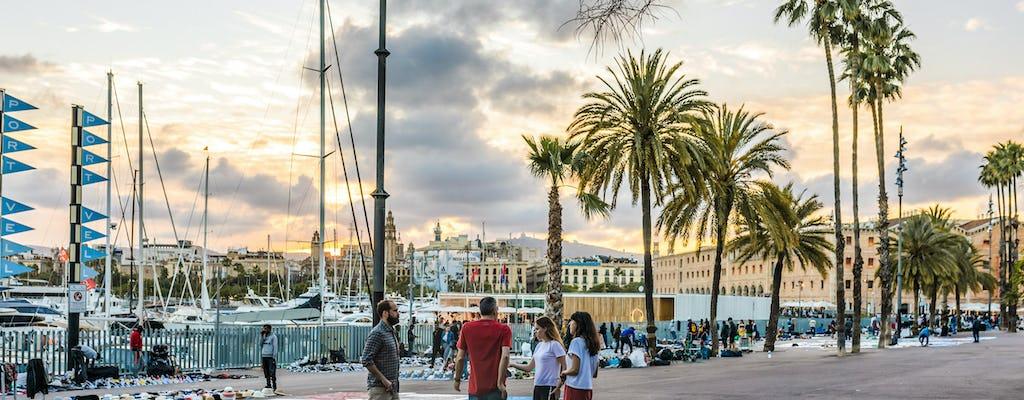 Goditi un tour personalizzato di mezza giornata a Barcellona con un locale
