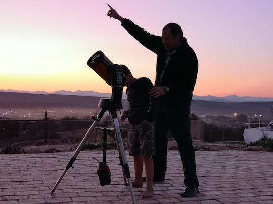 Karoo stargazing experience with or without transfer