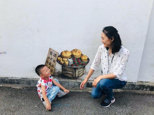 Experiência de pequenas lojas pitorescas em Tiong Bahru
