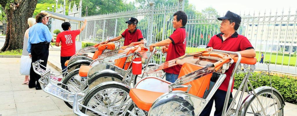 Rondleiding door de markten van Ho Chi Minhstad per cyclo