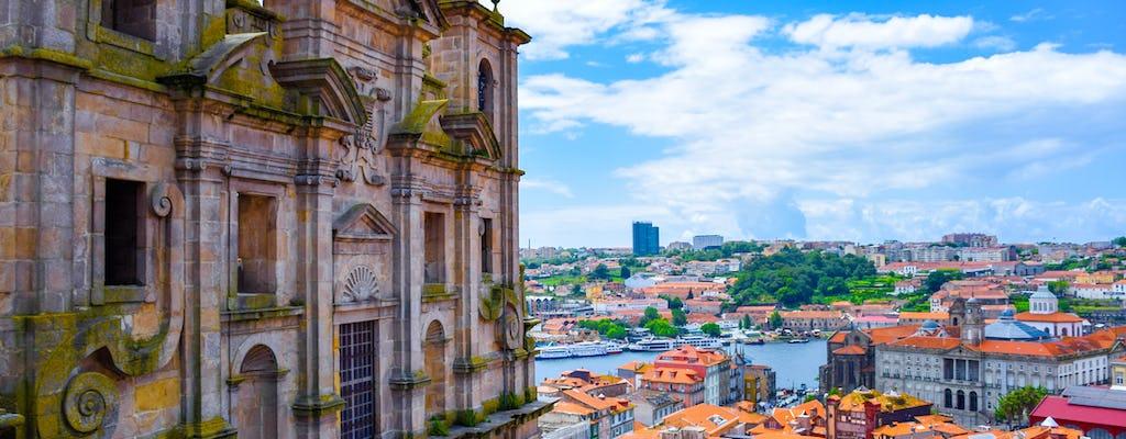 Tour privado pela cidade do Porto saindo de Lisboa