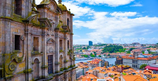 Porto City private Tour von Lissabon