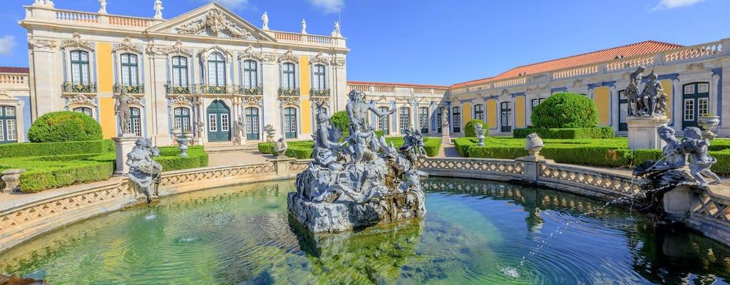 Tour privato dei palazzi reali da Lisbona
