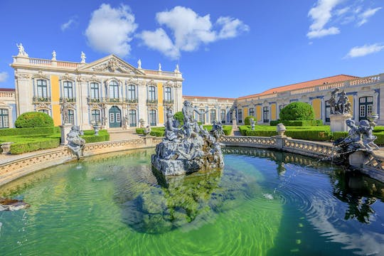 Royal palaces private tour from Lisbon