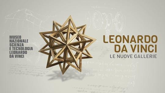 Virtual tour of the Leonardo da Vinci Galleries