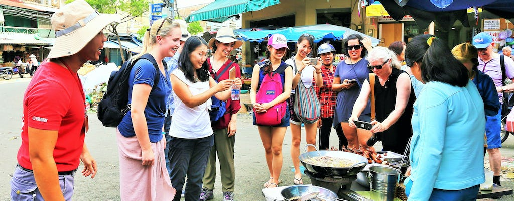 Ho Chi Minh City guided discovery tour
