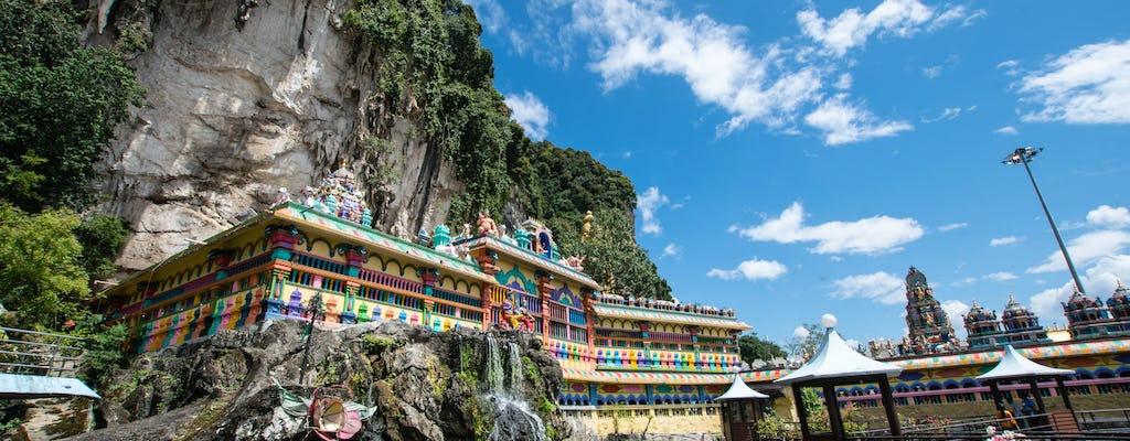 Tour pela cidade de Kuala Lumpur e pelas Cavernas de Batu